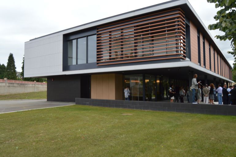 """The new nursing home of """"La Cocina Económica"""" in Gijón is operating with Ibernex's technology"""