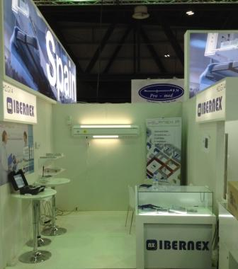 Ibernex comes back to Arab Health, the health area largest fair in the world