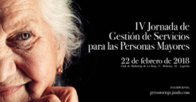 Ibernex will participate in the IV Conference on Management of Services for the Elderly, organized by the Gerontorioja Group