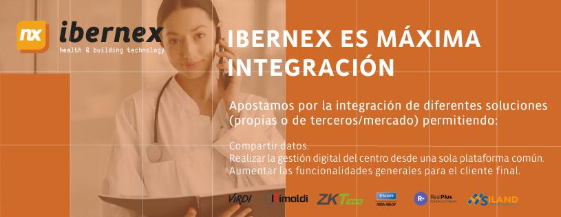 ¿Qué suponen las integraciones de Ibernex con otras soluciones para tu centro?